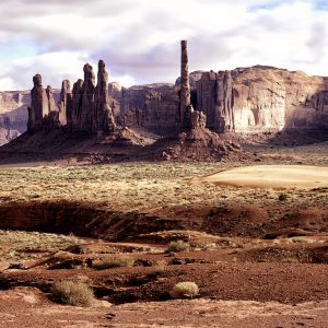 Totem Pole - Monument Valley I 875x650 I $395
